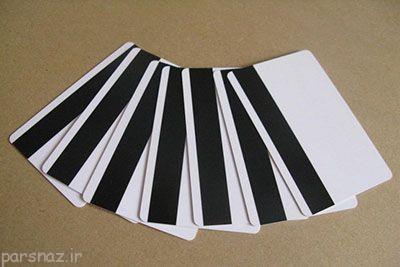 کارت های بانکی و مجاورت در کنار موبایل