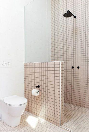 طرح های زیبای کاشی برای داشتن حمام زیبا