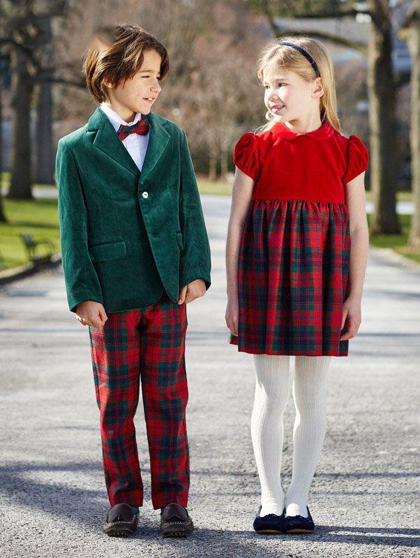 مدل لباس بچگانه جدید از برند Oscar De Larenta