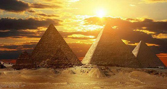 رازهای نهفته در آثار باستانی تاریخ +عکس