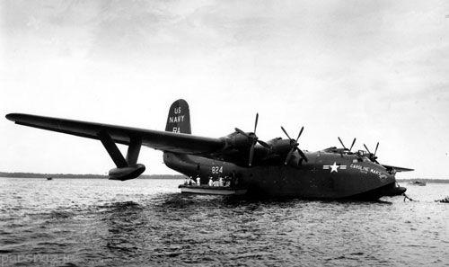 عظیم ترین هواپیماها که روی آب فرود می آیند
