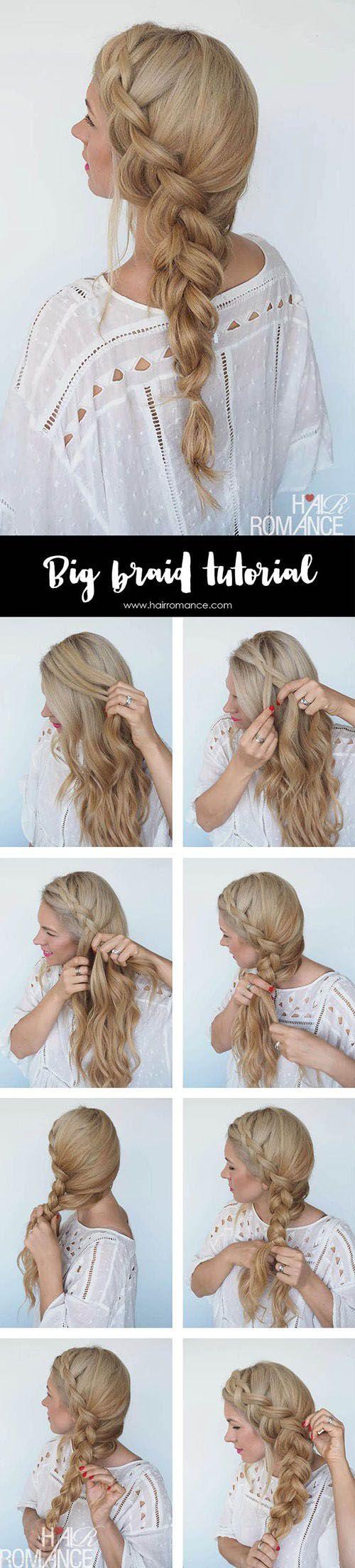 عکس های آموزش بافت مدل مو زیبا تصویری