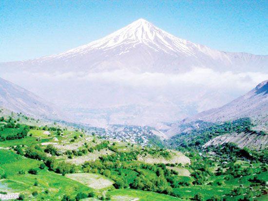 معرفی 5 جاذبه گردشگری بکر در ایران