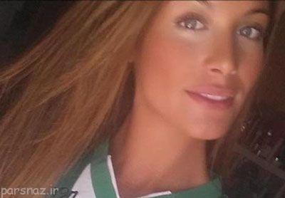 رابطه جدید رونالدو با دختر شایسته اسپانیا