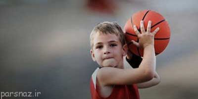ارتباط عدم اعتماد به نفس والدین و ورزش کودکان