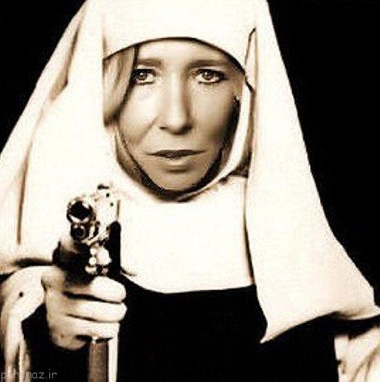 خواننده زن راک انگلیسی یک داعشی تمام عیار