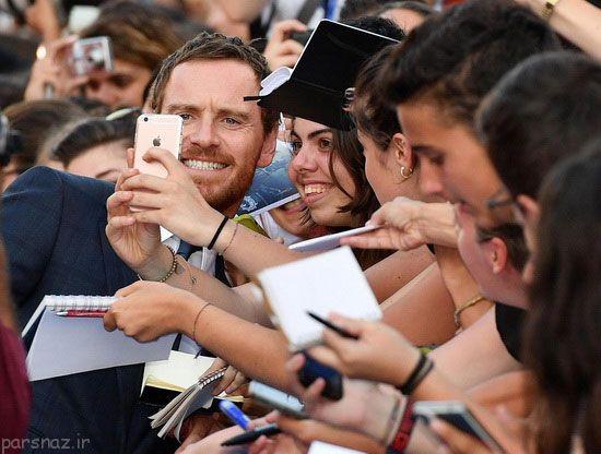 جشنواره ونیز و حضور ستاره های هالیوود