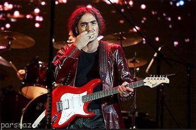 همه خواننده های راک در ایران +عکس