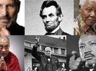 راز اقتدار و آرامش در رهبران بزرگ دنیا