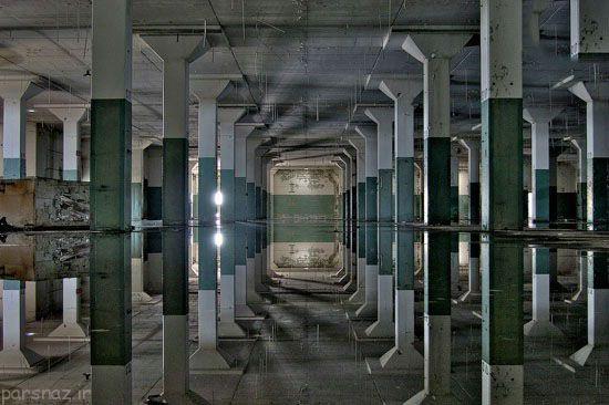 مکان های متروکه دیدنی در جهان +عکس
