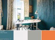 رنگ بندی دکوراسیون خانه برای فصل پاییز