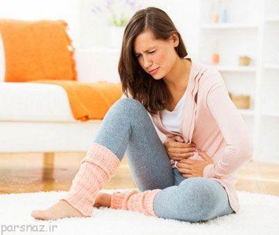 مکانیسم بدن هنگام قاعدگی خانم ها