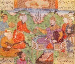 درباره باربد موسیقیدان زمان خسرو پرویز