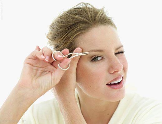 11 نکته برای آرایش ابروها