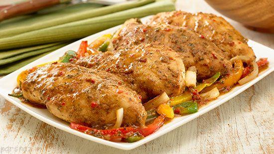 با هم مرغ ایتالیایی درست کنیم