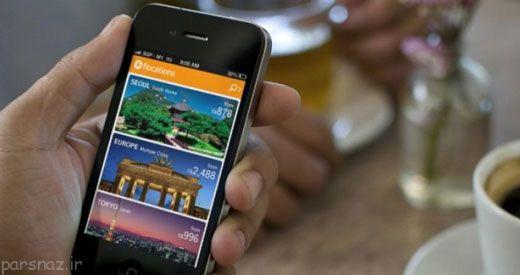 معرفی اپلیکیشن های مفید برای مسافرت شما