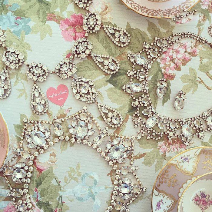 مدل طلا و جواهرات از برند Sophie's Closet