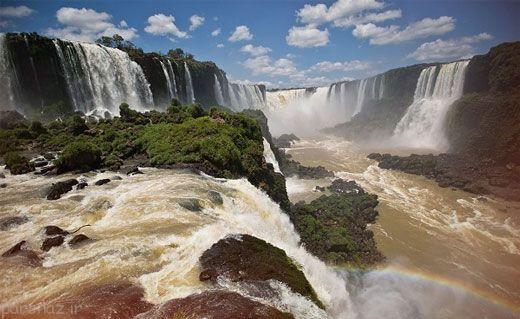 مکان های بکر جالب و زیبا در دنیا را ببینید