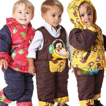 کودکان را زیاد لباس نپوشانید