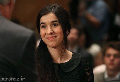 دختر برده جنسی داعش سفیر سازمان ملل شد