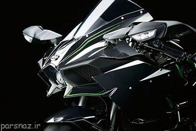موتور سیکلت جدید کاوازاکی را ببینید