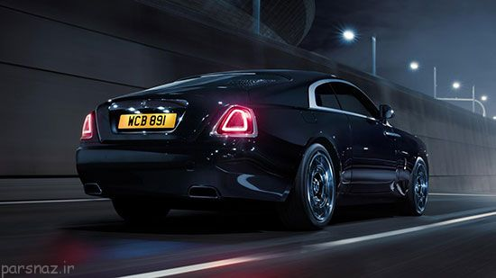 درباره خودرو رولزرویس مدل Black Badge