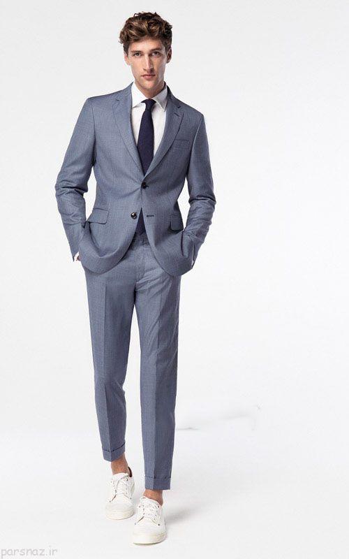 مدل لباس مردانه جدید از برند Carolina Herrera