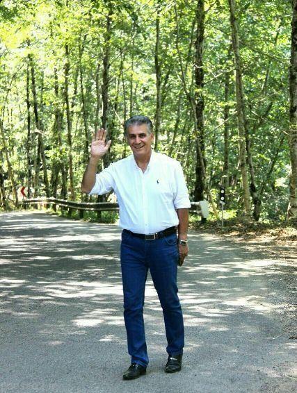 همزاد کارلوس کی روش در ایران پیدا شد