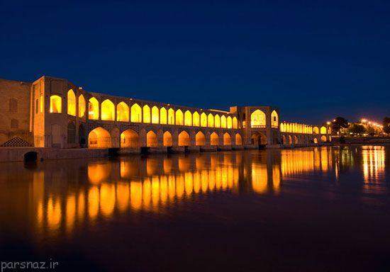زیبایی های ایران از دید انگلیسی ها +عکس