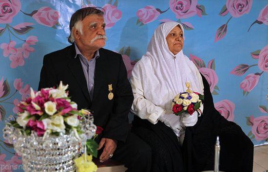 50 سال عشق و زندگی در این زن و شوهرها