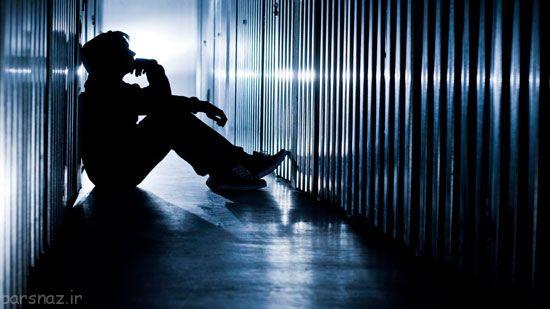 افسردگی بیماری روحی رایج در جامعه