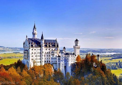 پاییز و انتخاب بهترین شهرهای اروپایی برای سفر