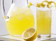 فواید آب لیمو ترش برای سلامتی