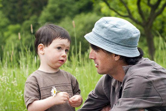 در صحبت با کودکان دقت داشته باشید