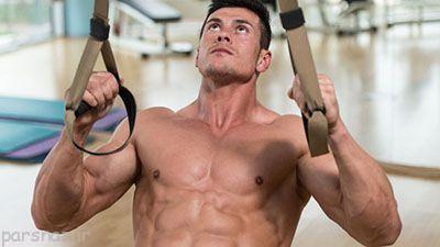 دغدغه فرم دهی به شکم در ورزش