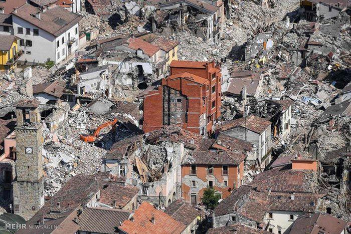عکس های خبری از اتفاقات مهم و روز دنیا (97)