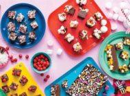 شکلات های رنگارنگ را در خانه درست کنیم