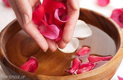 گلاب می تواند آکنه را درمان کند