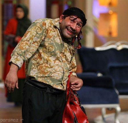 گفتگوی جالب با سروش جمشیدی بازیگر طنز
