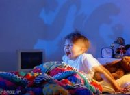 کابوس و ترس های شبانه فرزندان