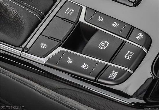 آشنایی با کیا کادنزا 2017 خودروی جدید کره ای