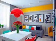 دکوراسیون خانه را رنگارنگ و شاد بچینید