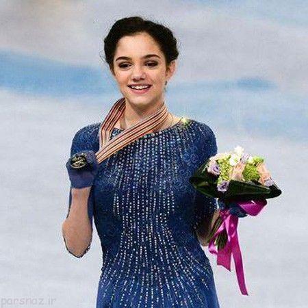 عکسهای دختران زیبای روسی ورزشکار