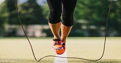 طناب زدن و 3 فایده مهم برای آن