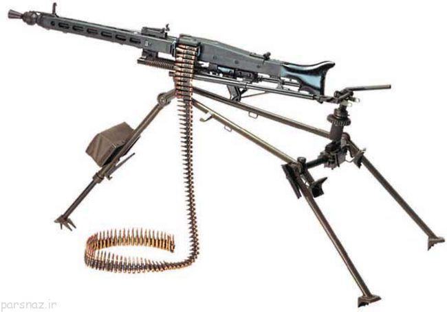 قویترین و مهلک ترین تفنگ های دنیا را ببینید