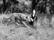 عکس های دیدنی ساخت تندیس حیوانات بوسیله سیم