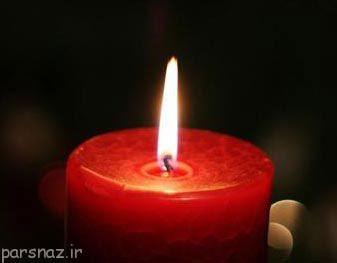 داستان آموزنده شمع قرمز خواندنی