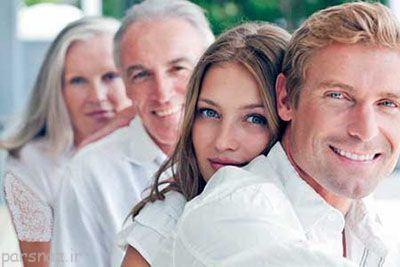 همسر مقدم تر از والدین است