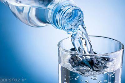آب نوشیدن می تواند باعث مسمومیت شود