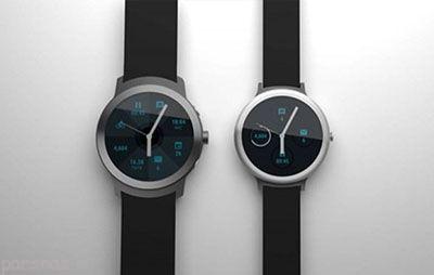 با ساعت هوشمند و جدید نکسوس آشنا شوید